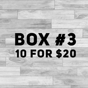 Other - Resellers Box #3 10 for $20
